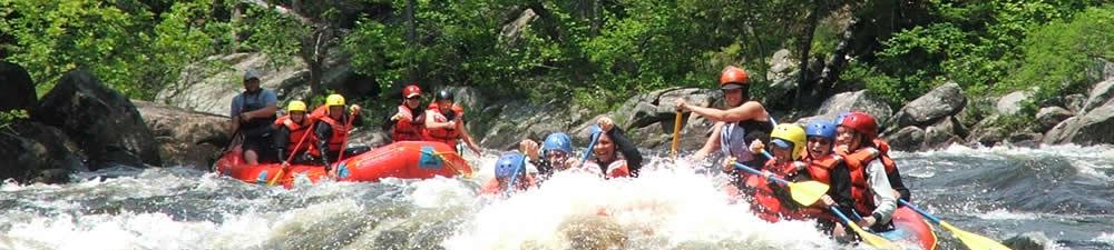 Hudson River Rafting