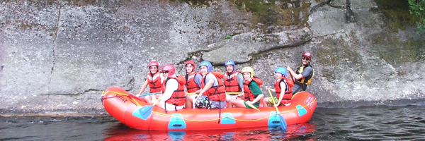 About North Creek Rafting Company